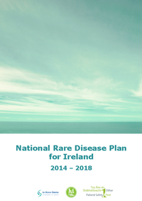 Cover - National Rare Disease Plan