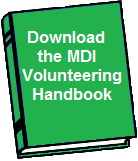 Download Volunteering Handbook image