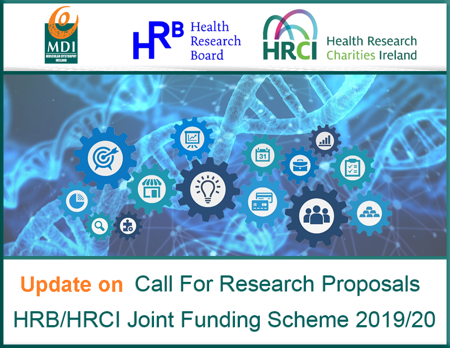 Research Call 2019-2020 – Update