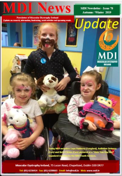 MDI Newsletter Winter 2019