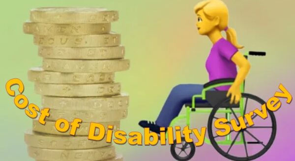 Cost of Disability Survey