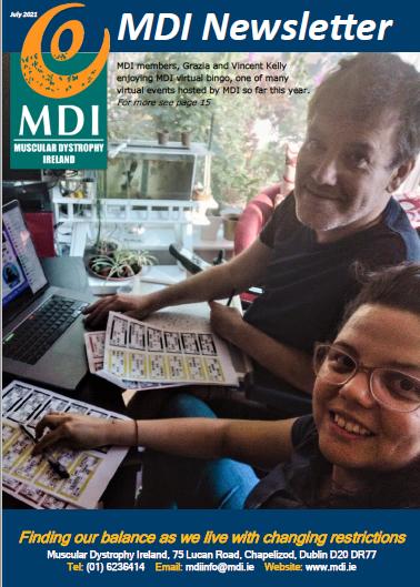 MDI Newsletter July 2021
